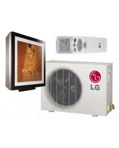LG ARTCOOL GALLERY A12FR split klíma szett